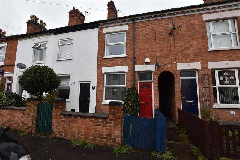 3 Bedrooms Terraced House for sale in Cambridge Street, Loughborough