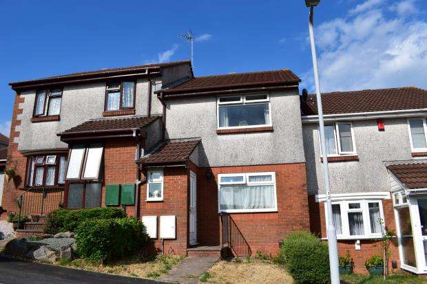2 Bedrooms Terraced House for sale in Coombe Way, Plymouth, Devon