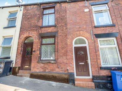 2 Bedrooms Terraced House for sale in Pickford Lane, Dukinfield, Greater Manchester, United Kingdom