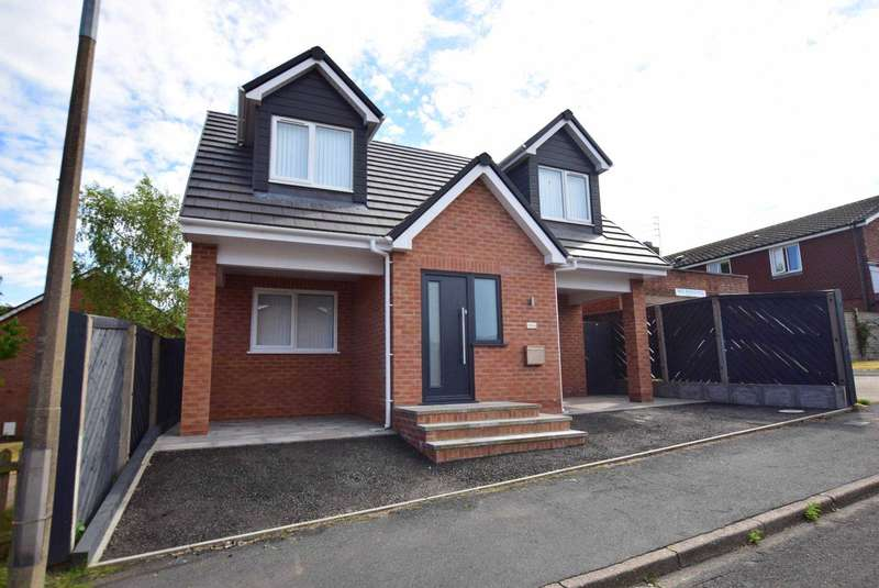 2 Bedrooms Detached House for sale in Greenhill Avenue, Wesham