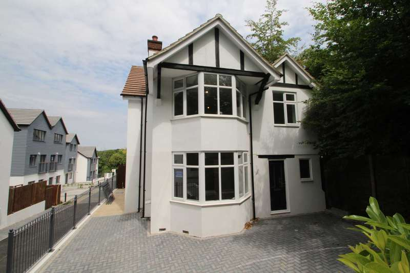 4 Bedrooms Detached House for sale in Adeyfield Road, Hemel Hempstead