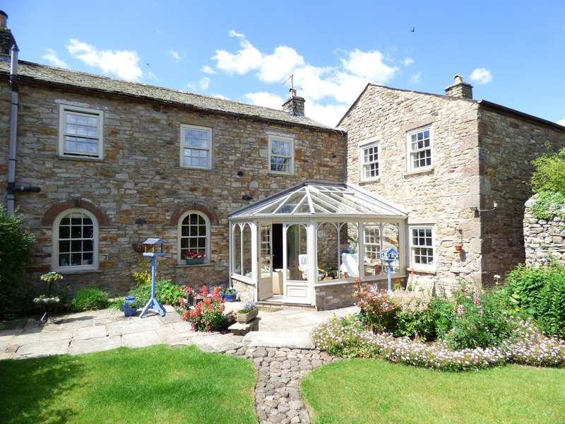 4 Bedrooms Semi Detached House for sale in The Old School House, Brough