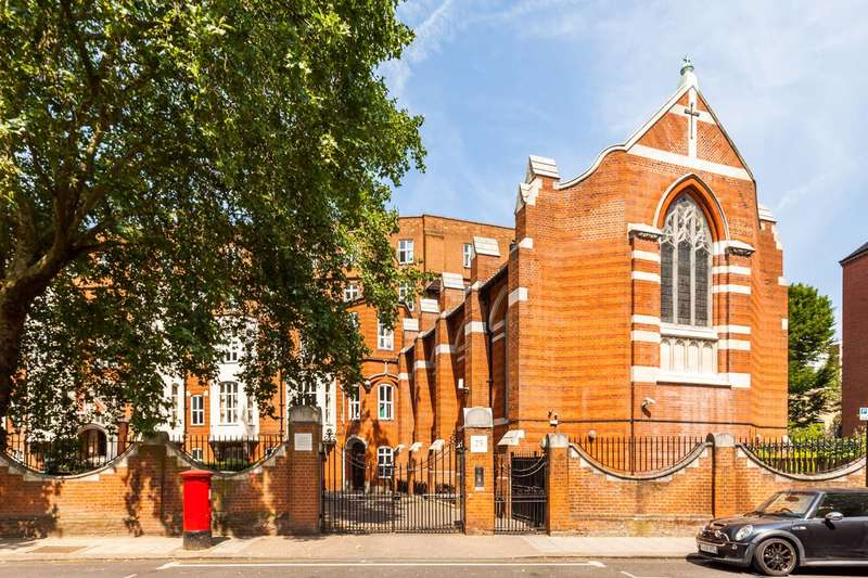 2 Bedrooms Flat for sale in Cormont Road, Camberwell, SE5