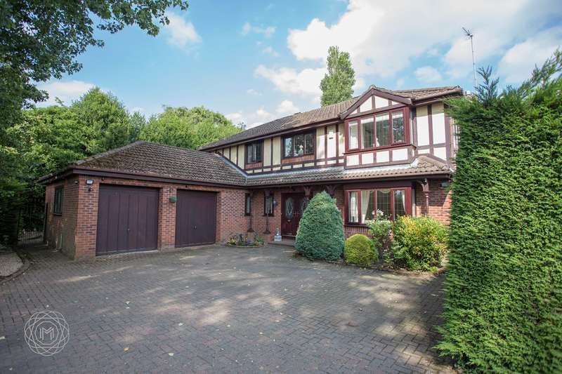 4 Bedrooms Detached House for sale in Beechwood Court, Tottington, Bury, BL8