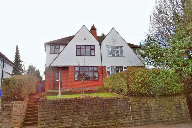 3 Bedrooms Semi Detached House for sale in Little Hallam Hill, Ilkeston