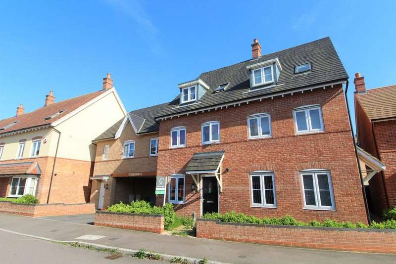 4 Bedrooms Town House for sale in Hilton Close, Kempston, MK42