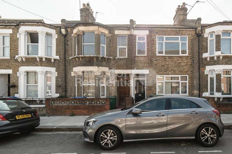 3 Bedrooms Terraced House for sale in Bonsor Street, Camberwell, SE5