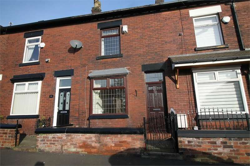 2 Bedrooms Terraced House for sale in Sunnyside Road, Smithills, BOLTON, Lancashire