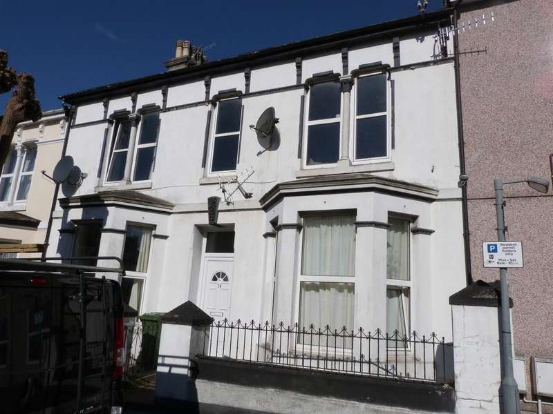 6 Bedrooms Terraced House for sale in Belgrave Road, Mutley