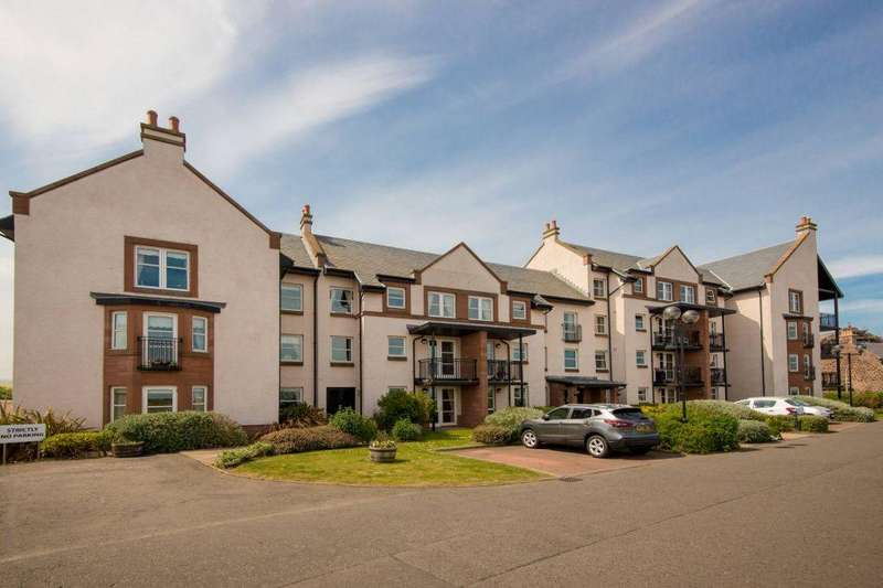 1 Bedroom Retirement Property for sale in 48 Bellevue Court, DUNBAR, EH42 1YR