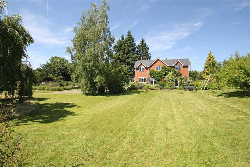 5 Bedrooms Detached House for sale in Norton Canon, NORTON CANON, Hereford