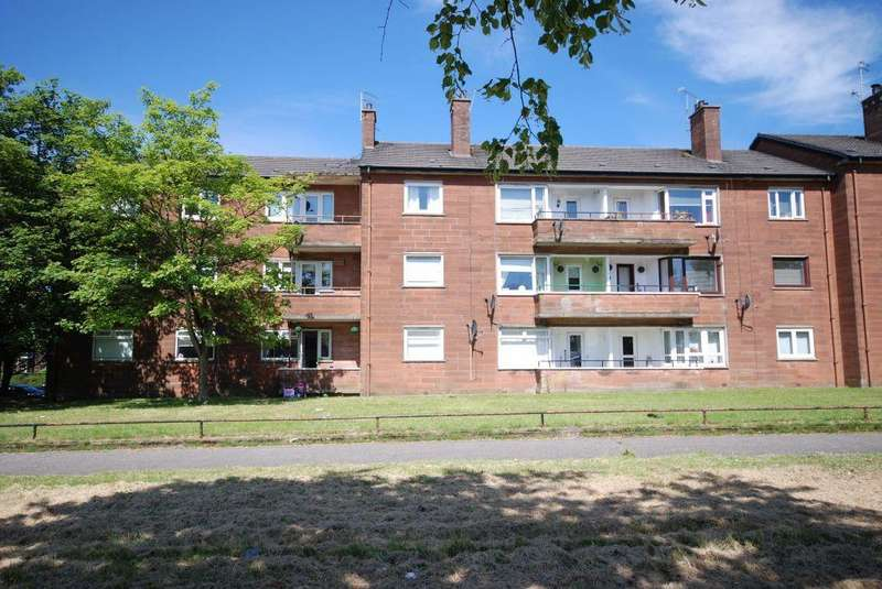 2 Bedrooms Flat for sale in 2/2, 59 Ladybank Drive, Cardonald, Glasgow, G52 1EZ