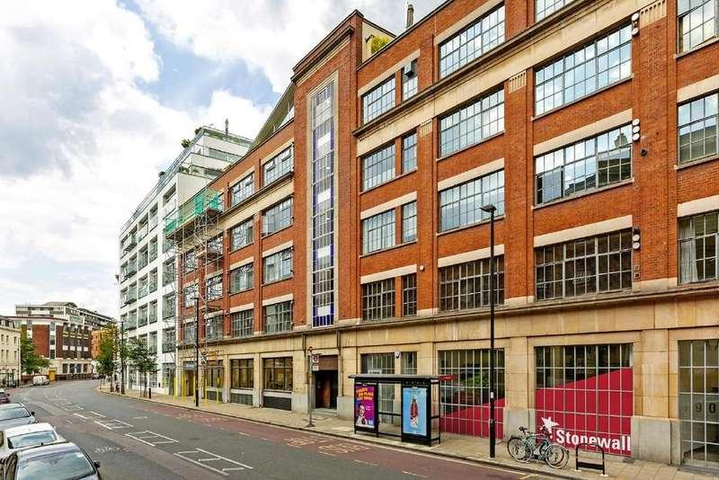 3 Bedrooms Flat for sale in St. John Street, Clerkenwell