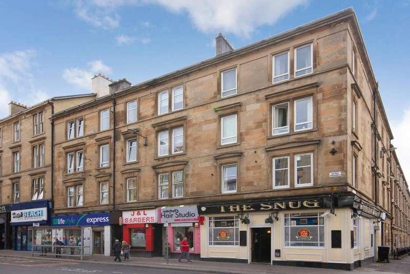 2 Bedrooms Flat for sale in Duke Street, Dennistoun, Glasgow, G31 1PX