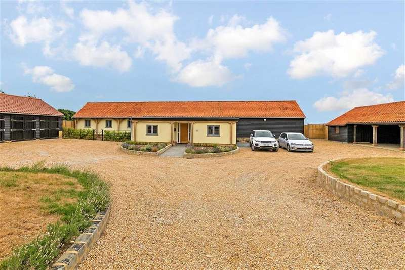 5 Bedrooms Detached House for sale in St Johns Road, Bedford