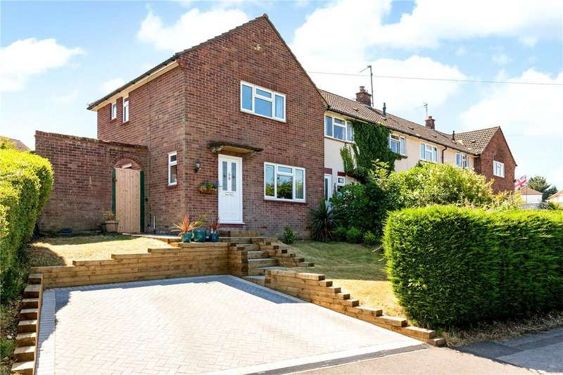 2 Bedrooms End Of Terrace House for sale in Pond Close, Newbury, Berkshire, RG14