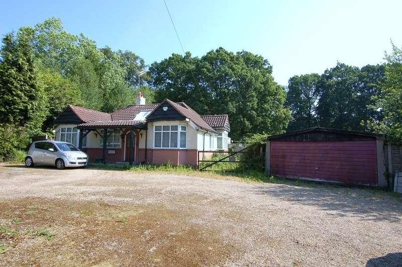 2 Bedrooms Land Commercial for sale in Bracknell Road, Bagshot