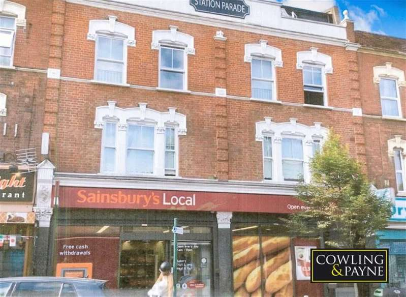 2 Bedrooms Apartment Flat for sale in Church Lane, Leytonstone, London