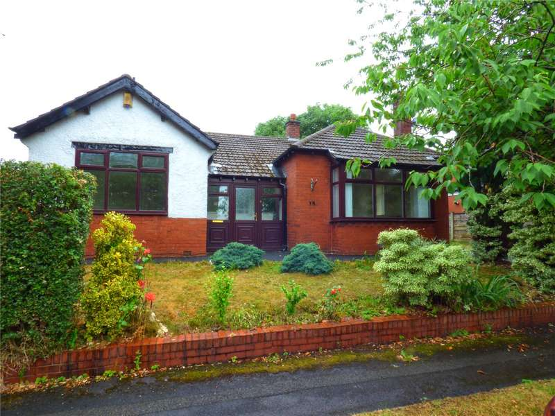 3 Bedrooms Detached Bungalow for sale in Meadow Lane, Garden Suburb, Oldham, Greater Manchester, OL8