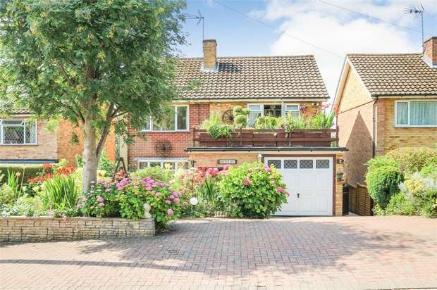 5 Bedrooms Detached House for sale in Talbot Avenue, High Wycombe, Buckinghamshire
