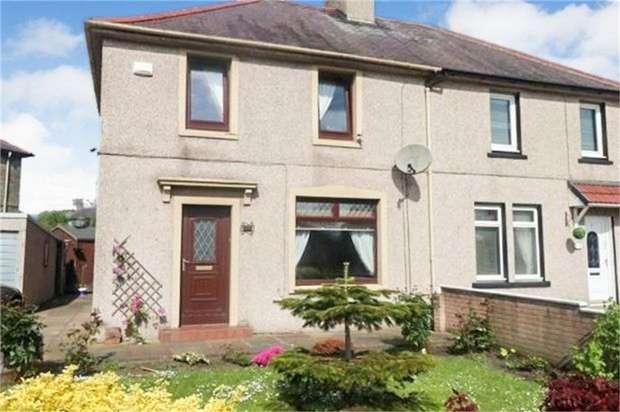 3 Bedrooms Semi Detached House for sale in Wellesley Road, Buckhaven, Leven, Fife