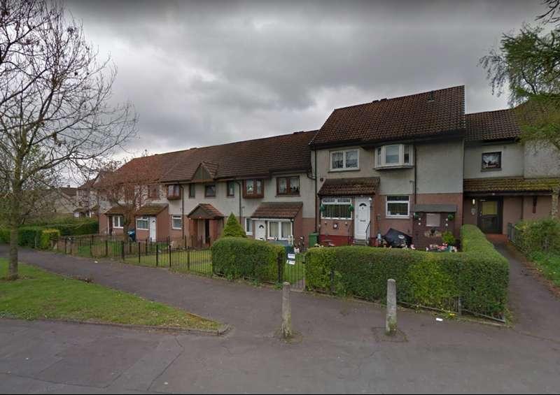 2 Bedrooms Property for sale in Dunphail Drive, Glasgow, Lanarkshire, G34 0DE