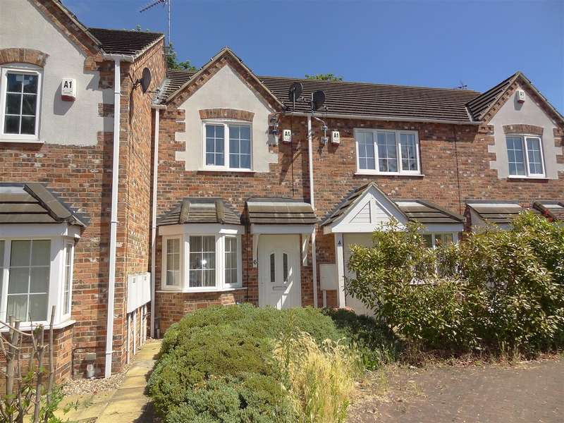 2 Bedrooms Terraced House for sale in The Creamery, Sleaford