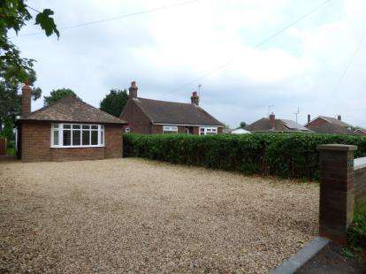 2 Bedrooms Bungalow for sale in Kings Delph, Whittlesey, Peterborough, Cambridgeshire