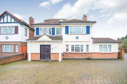 5 Bedrooms Detached House for sale in Chase Side, Southgate, London