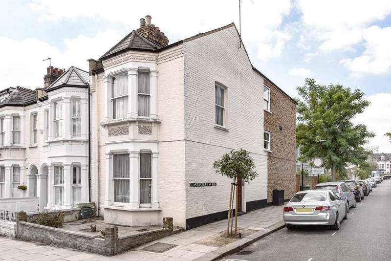 4 Bedrooms End Of Terrace House for sale in Broomsleigh Street, West Hampstead