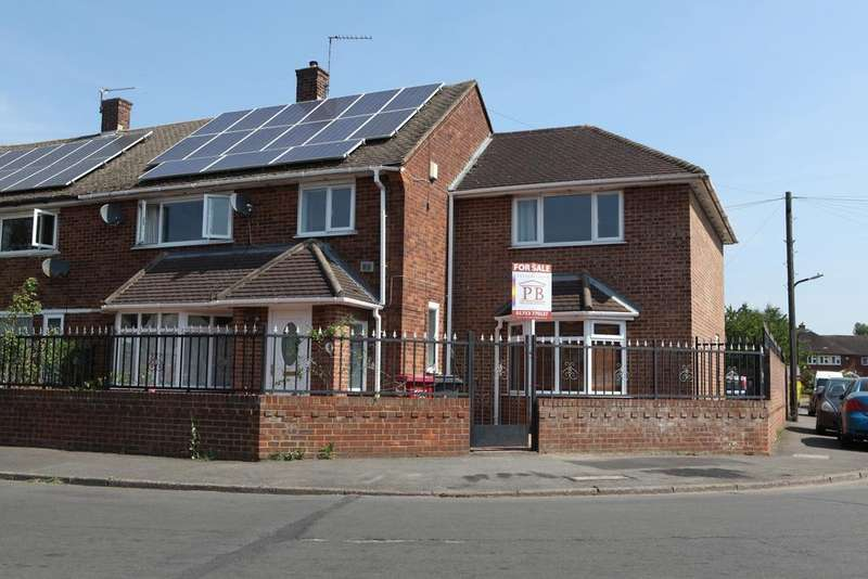 4 Bedrooms End Of Terrace House for sale in Stile Road, Slough SL3