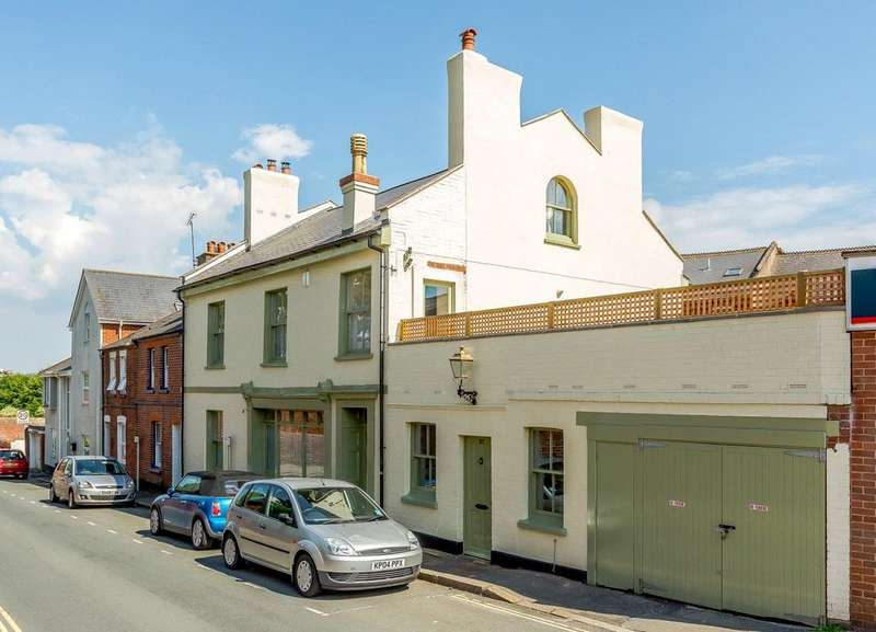 4 Bedrooms House for sale in Howell Road, Exeter, Devon