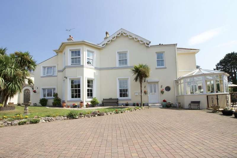 6 Bedrooms Villa House for sale in Babbacombe, Torquay
