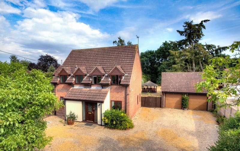 5 Bedrooms Detached House for sale in Layer-de-la-haye, Colchester, CO2 0DT
