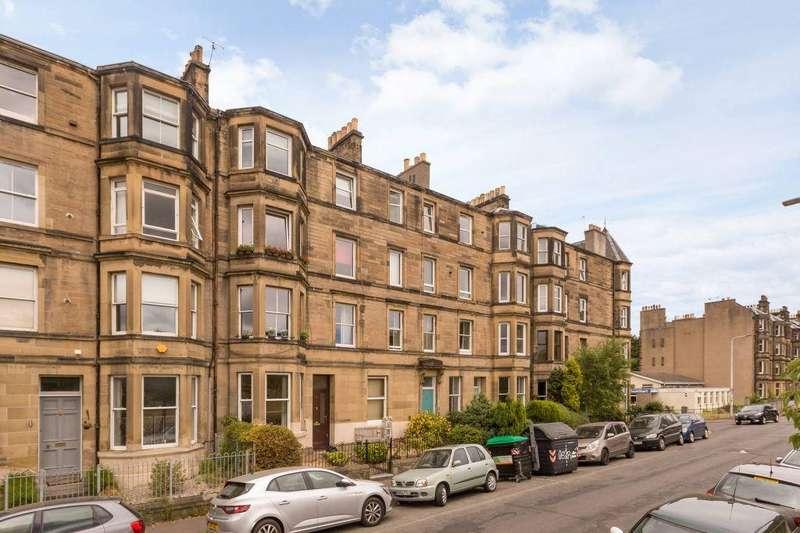 2 Bedrooms Flat for sale in 38 (2F1), Harrison Gardens, Edinburgh, EH11 1SG