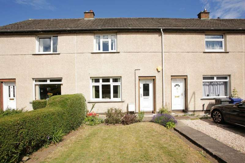 2 Bedrooms Terraced House for sale in 11 Windsor Drive, Penicuik, EH26 8DR