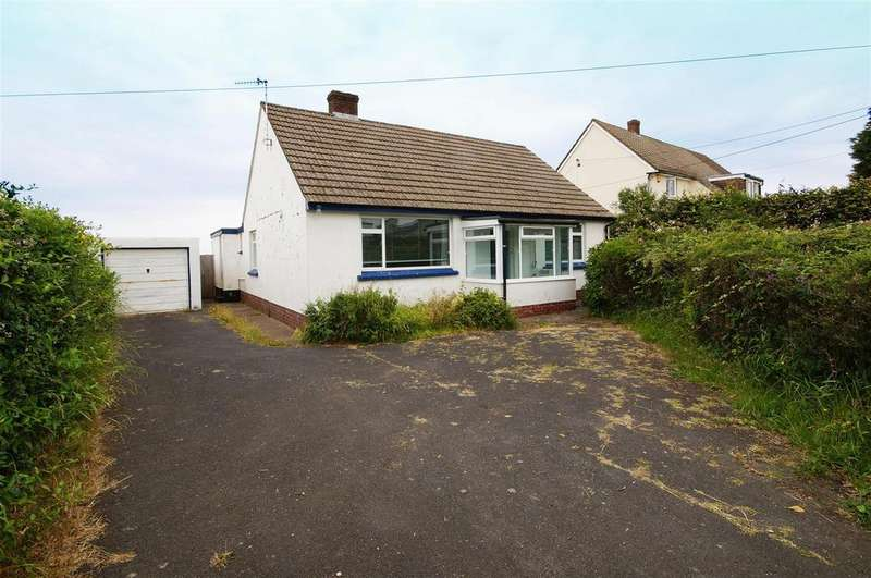 2 Bedrooms Detached Bungalow for sale in Harton Cross, Hartland, Bideford