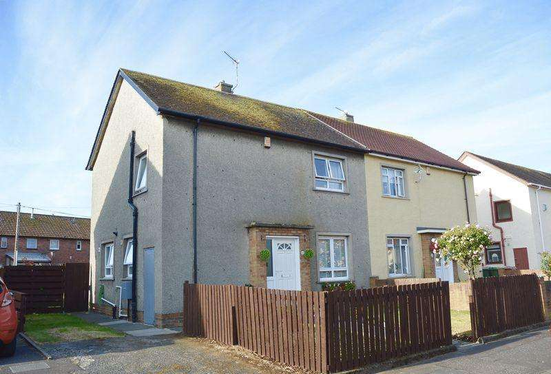 3 Bedrooms Semi-detached Villa House for sale in Braemar Square, Ayr