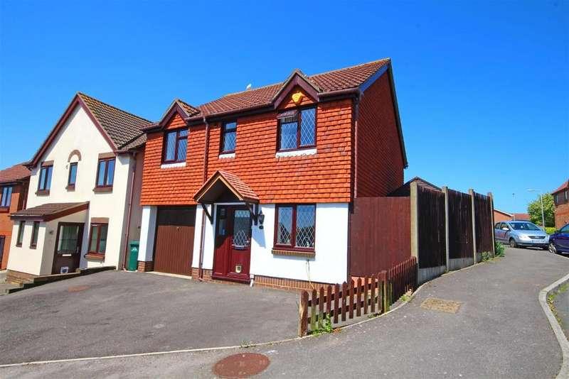 4 Bedrooms Detached House for sale in Elder Close, Portslade, Brighton