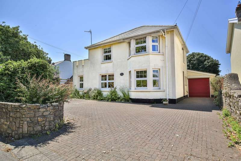 4 Bedrooms End Of Terrace House for sale in High Street, Llantwit Major