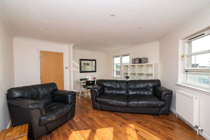 2 Bedrooms Flat for sale in Blackness Road, Dundee DD1