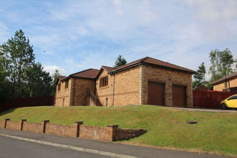 3 Bedrooms Detached Bungalow for sale in Pitcairn Park, Glenrothes, KY7