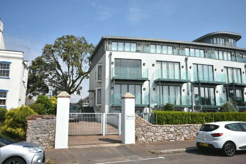 4 Bedrooms End Of Terrace House for sale in ROCKLANDS, TREFUSIS TERRACE, EXMOUTH, NR EXETER, DEVON