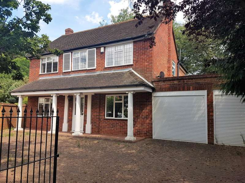 3 Bedrooms Detached House for sale in St. Nicholas Drive, Shepperton,