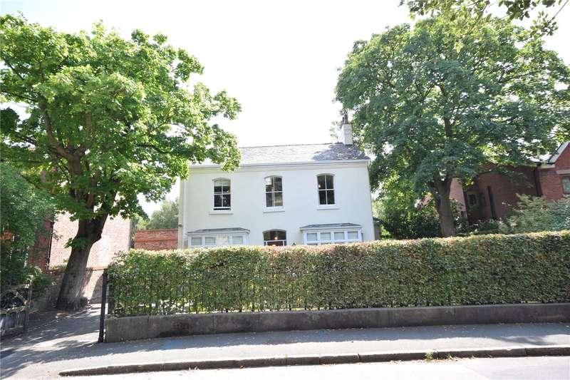 5 Bedrooms Detached House for sale in Salisbury Road, Cressington Park, Liverpool, L19
