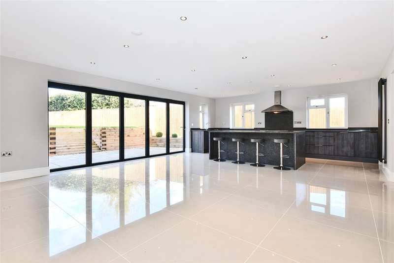 4 Bedrooms Detached House for sale in Kings Grove, Maidenhead, Berkshire, SL6