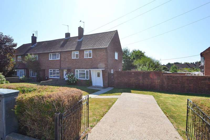 2 Bedrooms Terraced House for sale in Crawley Crescent, Eastbourne