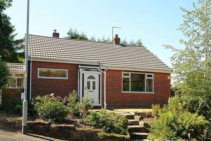 2 Bedrooms Detached Bungalow for sale in The Knoll, Shaw