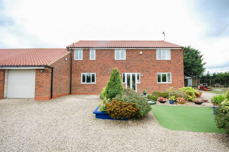 5 Bedrooms Detached House for sale in Boosebeck TS12