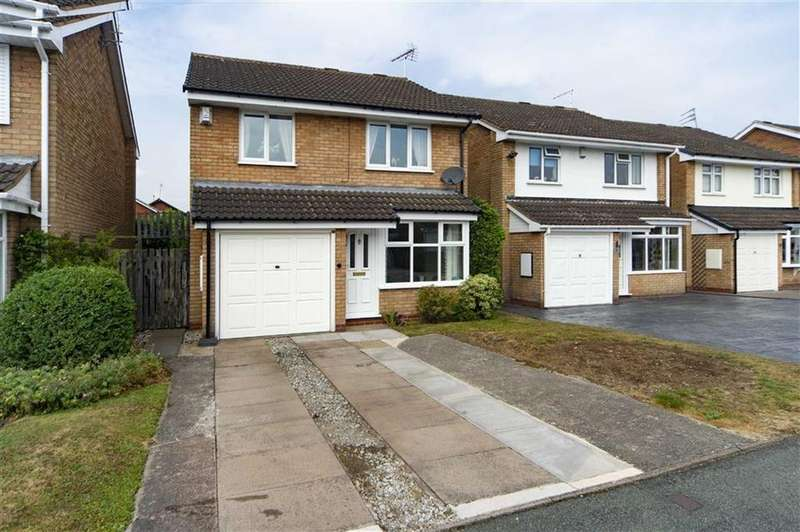 3 Bedrooms Detached House for sale in 32, Ainsworth Road, Fordhouses, Wolverhampton, WV10